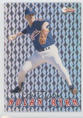 1993 Pacific Nolan Ryan Texas Express 27 Seasons Prisms #16 - Nolan Ryan