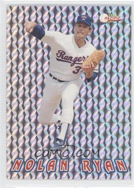 1993 Pacific Nolan Ryan Texas Express 27 Seasons Prisms #17 - Nolan Ryan