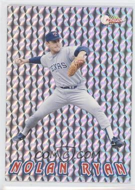 1993 Pacific Nolan Ryan Texas Express 27 Seasons Prisms #18 - Nolan Ryan