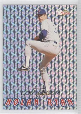 1993 Pacific Nolan Ryan Texas Express 27 Seasons Prisms #9 - Nolan Ryan
