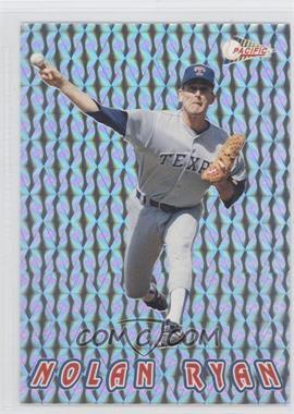 1993 Pacific Prisms Nolan Ryan #14 - Nolan Ryan