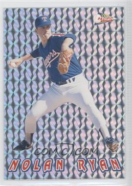 1993 Pacific Prisms Nolan Ryan #16 - Nolan Ryan