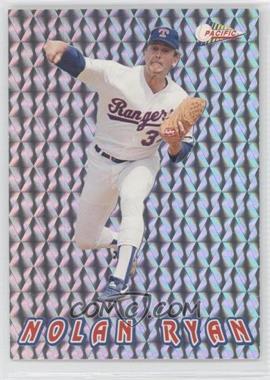 1993 Pacific Prisms Nolan Ryan #17 - Nolan Ryan