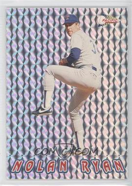 1993 Pacific Prisms Nolan Ryan #9 - Nolan Ryan