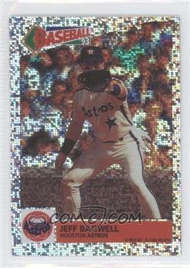 1993 Panini Album Stickers - [Base] #170 - Jeff Bagwell