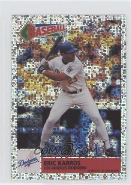 1993 Panini Album Stickers - [Base] #214 - Eric Karros