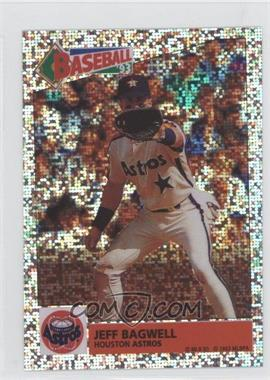 1993 Panini Album Stickers #170 - Jeff Bagwell