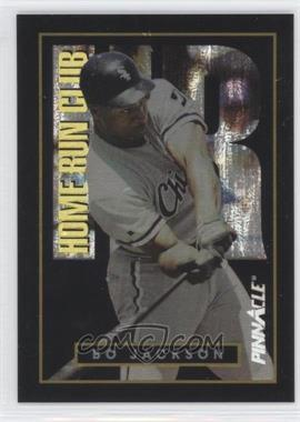 1993 Pinnacle Home Run Club Box Set [Base] #43 - Bo Jackson