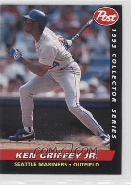 1993 Post - Food Issue [Base] #7 - Ken Griffey Jr.