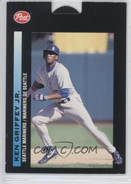 1993 Post Canadian Pop-Ups - Food Issue [Base] #9 - Ken Griffey Jr.