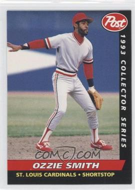 1993 Post Food Issue [Base] #26 - Ozzie Smith