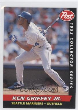 1993 Post Food Issue [Base] #7 - Ken Griffey Jr.