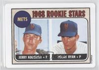 Nolan Ryan, Jerry Koosman /50000