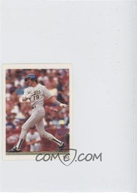 1993 Red Foley's Best Baseball Book Ever Stickers #103 - Robin Yount