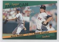 Kevin Brown, Roger Clemens