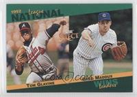 Tom Glavine, Greg Maddux