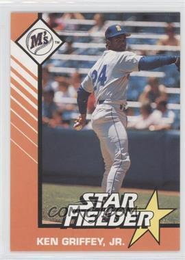1993 Starting Lineup Cards [???] #N/A - Ken Griffey Jr.