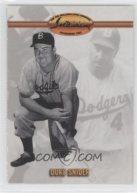 1993 Ted Williams Card Company [???] #16 - Duke Snider