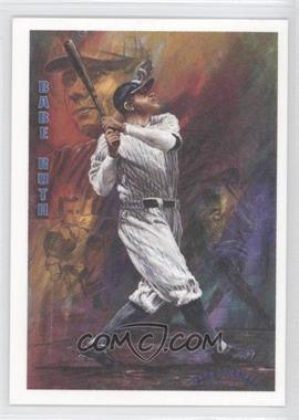 1993 Ted Williams Card Company [???] #LC6 - Babe Ruth