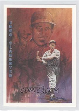 1993 Ted Williams Card Company [???] #LC7 - Enos Slaughter