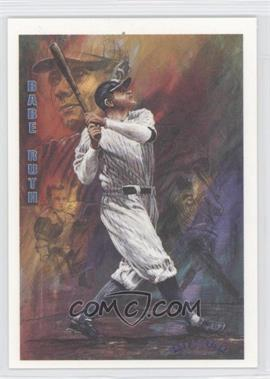 1993 Ted Williams Card Company Gene Locklear Collection #LC6 - Babe Ruth