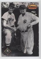Babe Ruth, Ted Williams