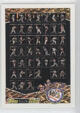 1993 Topps - Redemptions Black Gold #ABCD - Winner ABCD