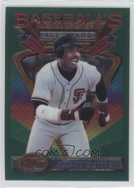 1993 Topps Finest - [Base] #103 - Barry Bonds
