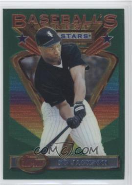 1993 Topps Finest #91 - Bo Jackson
