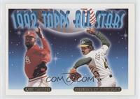 Dennis Eckersley, Lee Smith