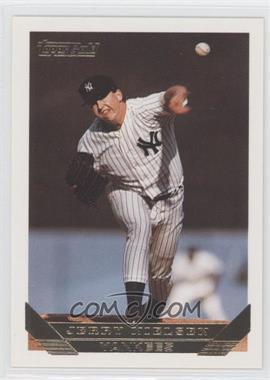 1993 Topps Gold #594 - Jerry Nielsen