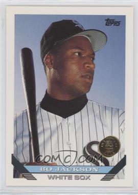 1993 Topps Inaugural Colorado Rockies #400 - Bo Jackson