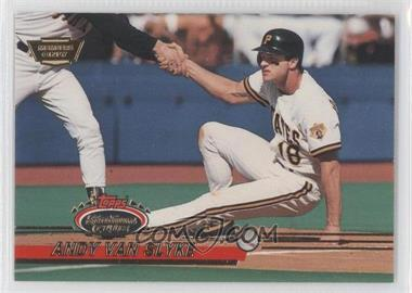1993 Topps Stadium Club [???] #394 - Andy Van Slyke
