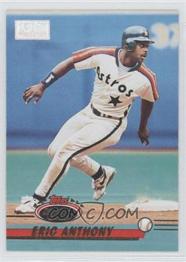 1993 Topps Stadium Club 1st Day Issue #141 - Eric Anthony