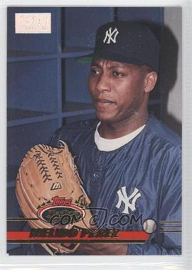 1993 Topps Stadium Club 1st Day Issue #465 - Melido Perez
