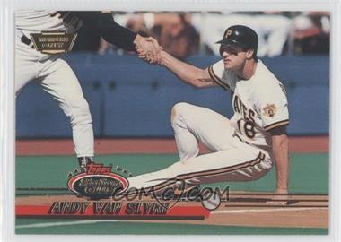 1993 Topps Stadium Club Members Only #394 - Andy Van Slyke