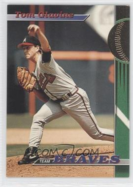 1993 Topps Stadium Club Teams Atlanta Braves #1 - Tom Glavine