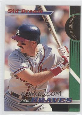 1993 Topps Stadium Club Teams Atlanta Braves #15 - Sid Bream