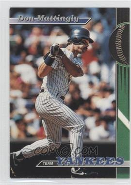 1993 Topps Stadium Club Teams New York Yankees #1 - Don Mattingly
