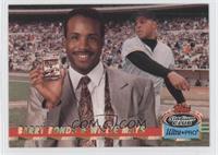 Barry Bonds, Willie Mays /150000