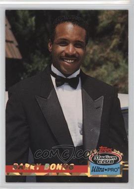1993 Topps Stadium Club Ultra-Pro Box Topper [Base] #10 - Barry Bonds /150000