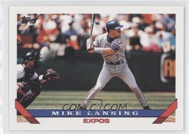 1993 Topps Traded #99T - Mike Lansing