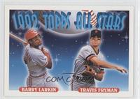 Barry Larkin, Travis Fryman