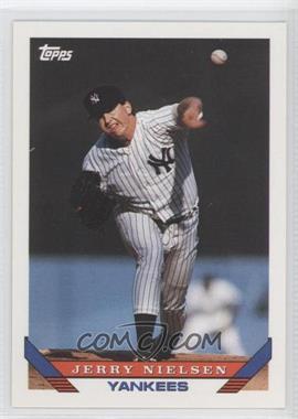 1993 Topps #594 - Jerry Nielsen