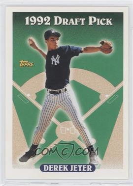 1993 Topps #98 - Derek Jeter