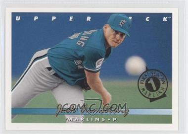 1993 Upper Deck - [Base] - Florida Marlins First Season #758 - Jack Armstrong
