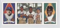Babe Ruth, Willie Mays