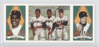 Willie Mays, Bobby Thomson