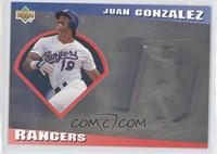 Juan Gonzalez /123600