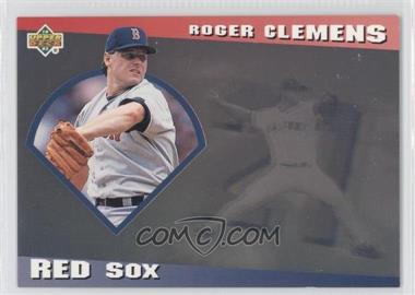 1993 Upper Deck Diamond Gallery - [Base] #21 - Roger Clemens /123600